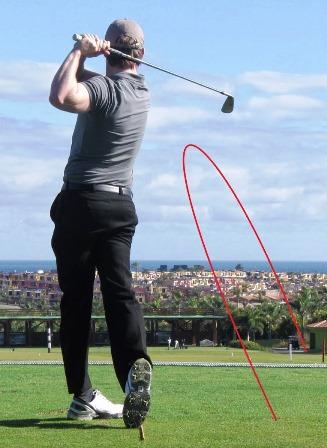 hook golf