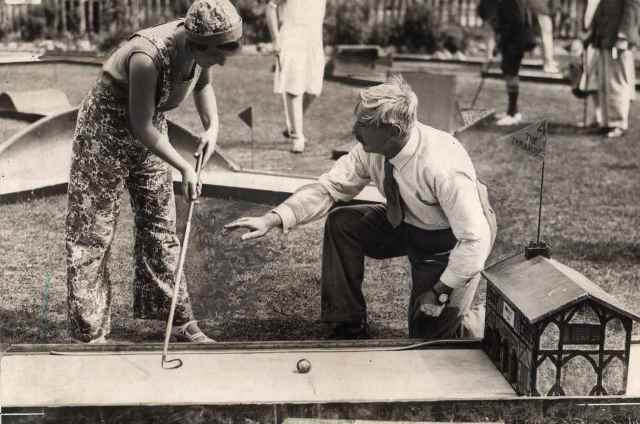 Miniature golf history, The Crazy Golf Museum