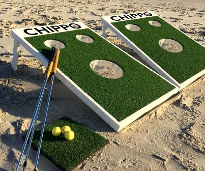 pitch mini golf